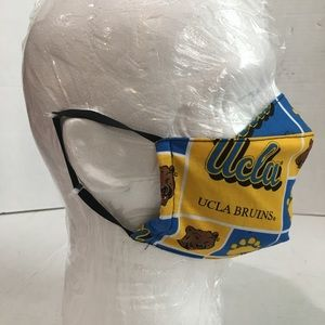 UCLA Bruins cotton facemask, Bruins face cover.